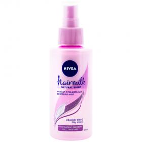 Nivea Hairmilk Silky Shine lapte pentru păr obosit - 150ml