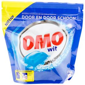 Omo Wit detergent capsule pentru rufe albe - 12x26,3g