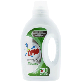 Omo-1L det.lichid Ult.Fresh Clean (20sp)