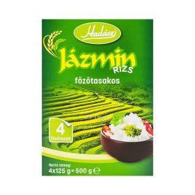 Orez Hadászi Jázmin verde pliculețe - 4x125gr