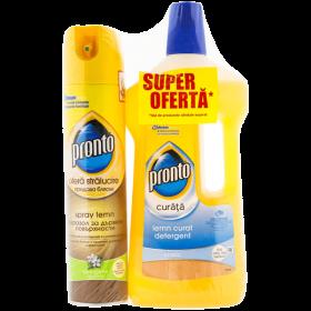 Pronto-pachet spray 300ml+det.podele 750ml ST