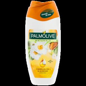 Gel de duș femei Palmolive Naturals Camellia Oil and Almond - 250ml