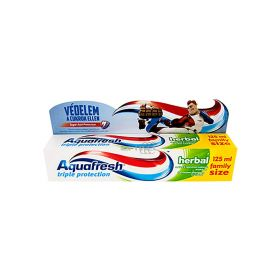Pastă de dinți Aquafresh Herbal - 125ml