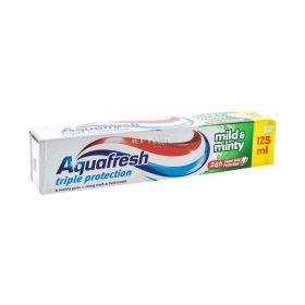 Pastă de dinți Aquafresh Triple Protection Mild & Minty - 125ml