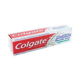 Pastă de dinți Colgate Max White Whitening Strips - 100ml