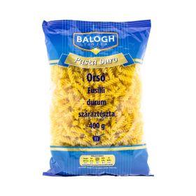 Paste fără ouă Balogh Pasta Duro Eliche - 400gr