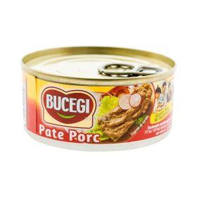 Pate de porc Bucegi - 120gr