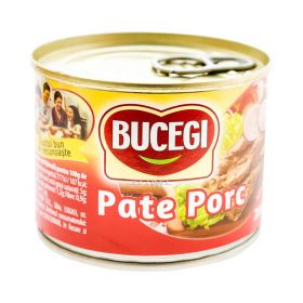 Pate de porc Bucegi - 200gr