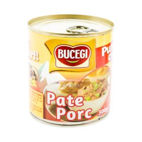 Pate de porc Bucegi - 300gr