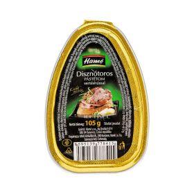 Pate de porc Hamé Disznótoros - 105gr