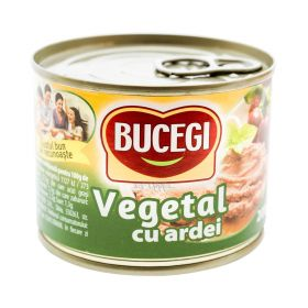 Pate vegetal cu ardei Bucegi - 200gr