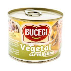 Pate vegetal cu măsline Bucegi - 200gr