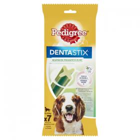 Pedigree Denta Stix pentru câini 10-25kg - 7buc
