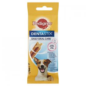 Pedigree DentaStix x3 snack dentar pentru câni de talie mică - 45g