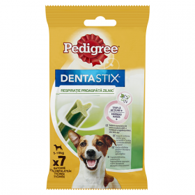Pedigree Denta Stix pentru câini 5-10 kg - 7 buc.