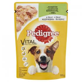 Pedigree Adult hrană umedă cu miel pentru câini - 100gr