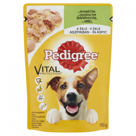 DOG Pedigree-plic Ad.100g miel