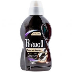 Perwoll Black Fiber detergent lichid pentru rufe negre (15 spălări) - 900ml