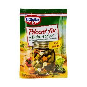 Pikant Fix Dr. Oetker dulce-acrișor - 100gr