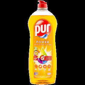 Pur Orange și Fructul pasiunii detergent pentu vase - 750ml