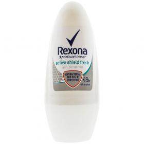 Rexona Active Shield Fresh deodorant roll-on pentru femei - 50ml