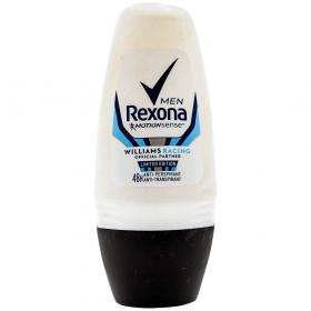 Rexona Williams Racing deodorant roll-on pentru bărbați - 50ml