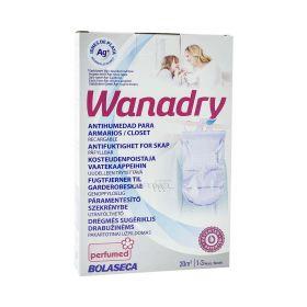 Săculeț dezumidificator Wanadry pentru dulap - 450gr