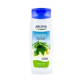 Șampon de păr antimătreață Aroma Nettle - 400ml