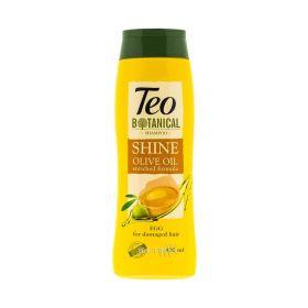 Șampon de păr Teo Botanical Egg pentru păr deteriorat - 400ml