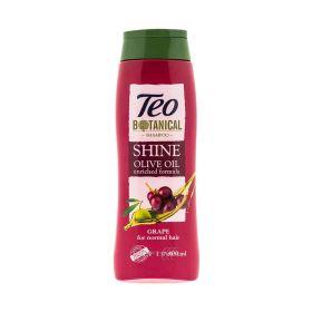 Șampon de păr Teo Botanical Grape pentru păr normal - 400ml