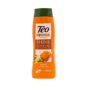 Șampon de păr Teo Botanical Honey pentru păr uscat - 400ml
