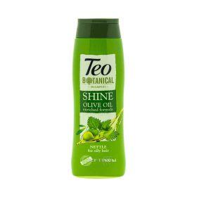 Șampon de păr Teo Botanical Nettle pentru păr gras - 400ml