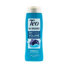 Șampon de păr Teo Minerals 2în1 - 400ml