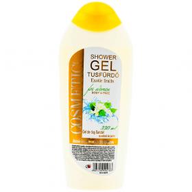 Sandel Exotic Fruits gel de duș pentru femei – 330 ml