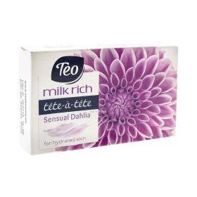 Săpun de toaletă Teo Sensual Dahlia - 100gr