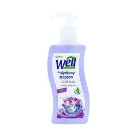 Săpun lichid Well pentru toate tipurile de piele - 500ml