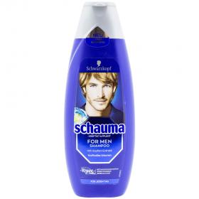 Schauma Hopfen-Extract șampon antimătreață cu extract de hamei pentru bărbați - 480ml