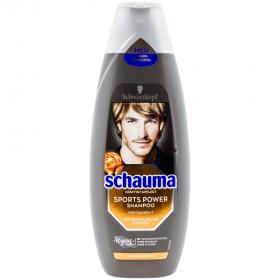 Schauma Sports Power șampon 2in1 cu carnitină pentru bărbați -  480ml