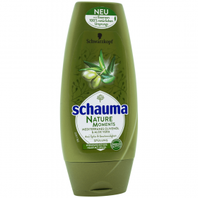Schauma Nature Moments Olivenöl and Aloe Vera balsam de păr - 200ml
