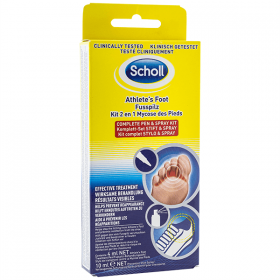 Scholl - tratament pentru micoza unghiilor - 10ml