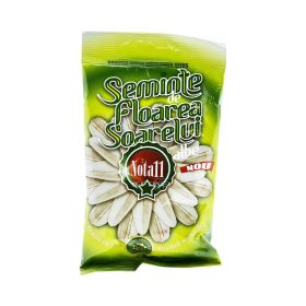 Semințe de floarea soarelui albe prăjite și sărate Nota11 - 40gr