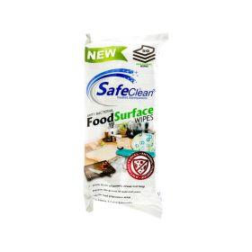Șervețele umede antibacteriene SafeClean - 50buc