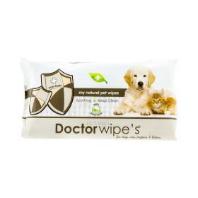 Șervețele umede Baby DR Pet Wipes - 48buc