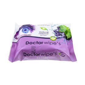 Șervețele umede demachiante Doctor wipes - 20buc