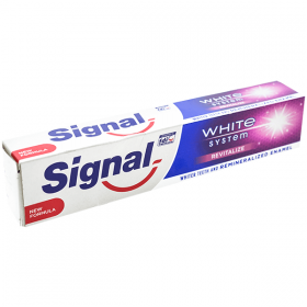 Signal White System Revitalize pasta de dinti - 75ml