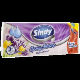 Sindy Jasmine batistuțe de hârtie, 3 straturi - 100buc