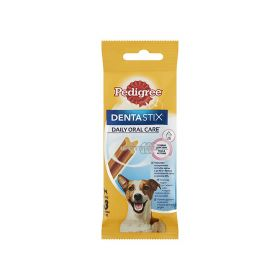 Snack dentar pentru câini cu talie mică Pedigree Denta Stix x3 - 45gr