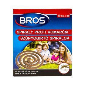 Spirală antițânțari Bros - 10buc / cutie