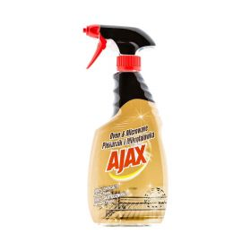 Spray Ajax pentru curățarea cuptoarelor și microundelor - 500ml