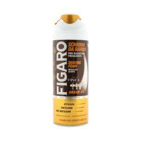 Spumă de ras Figaro Argan - 400ml
